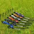 Профессиональный охотничий лук 40lbs мощный для стрельбы из лука костюм для охоты на открытом воздухе практика стрельбы стрелы Дартс