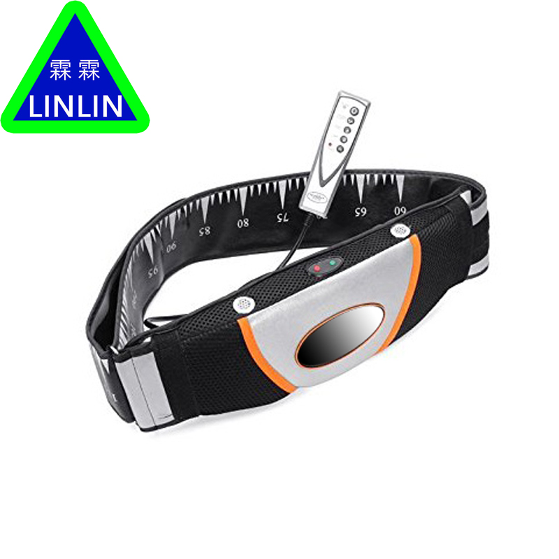 LINLIN Sauna Heating Vibrating Belt.Slimming Belts.Massage Flex Chinelo Vibro Shape Slender Fat Burning Waist Belt Weight LossLINLIN Sauna Heating Vibrating Belt.Slimming Belts.Massage Flex Chinelo Vibro Shape Slender Fat Burning Waist Belt Weight Loss