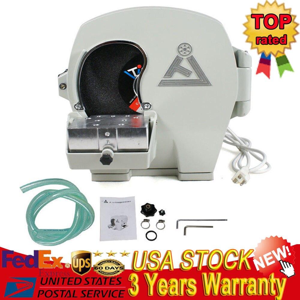 цена на JT19 Dental Wet Model Trimmer Abrasive Gypsum Arch Inner Disc Wheel Lab 2800 rpm