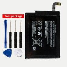 Original BV-4BW phone battery for Nokia Lumia 1520 MARS Phablet RM-937 Bea BV4BW 3500mAh