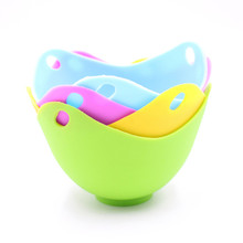 Silicone Pancake Egg-Boiler Cookware Bakeware-Tool Utensil Pods-Baking-Cup Kitchen Hot-Color
