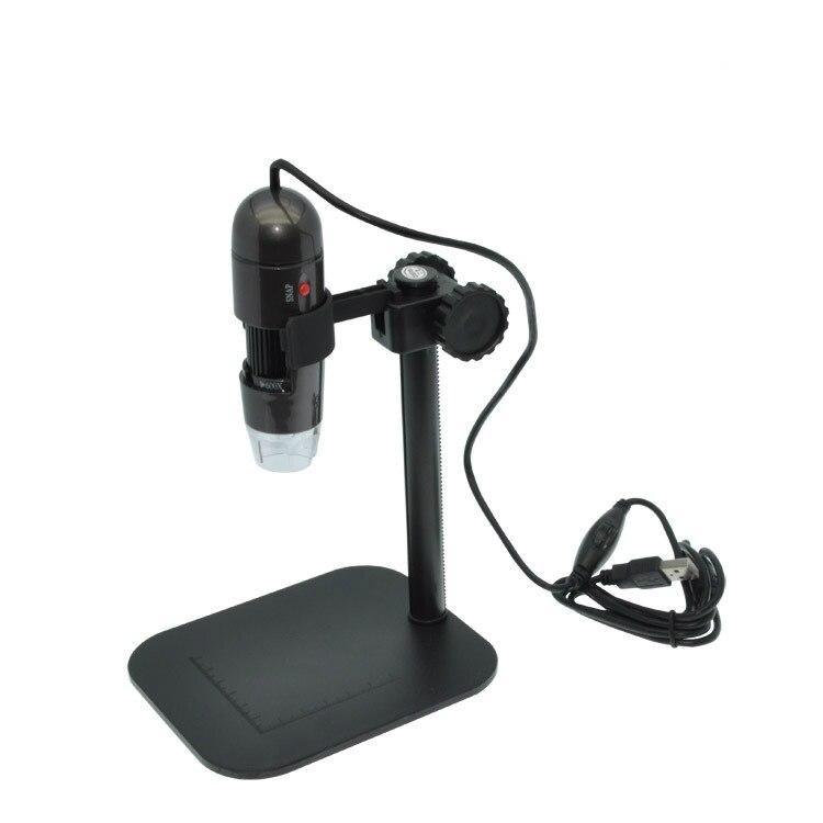2017 Newest 1pc 25X to600X USB LED Digital Electronic Microscope Magnifier Camera Black hot sale 600X Electronic Microscope форма профессиональная для изготовления мыла мк восток выдумщики 688758 1