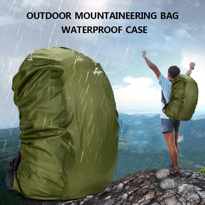 Backpack Rain Cover Waterproof Bag Camo Outdoor Camping Hiking Climbing Anti-dust Raincover YS-BUY