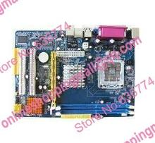 Box brand New motherboard 945gv ddr2 ram bar integrated graphics card sound card network card