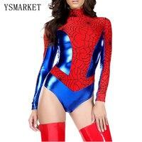Women Sexy Costume Sensible Seductress Costume Super Female Hero Costumes Teddy Uniform Halloween Cosplay Bodysuit Outfit