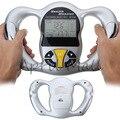 Digital portátil LCD Cuerpo grasa Monitores analizador Básculas índice de masa IMC meter calculadora salud calorías medición Herramientas