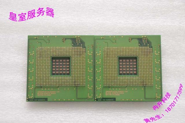 Entre la versión oficial de la PARA Xeon 1800DP/512/400 CPU 1.8G 512 400 603-pin CPU