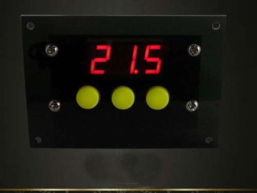 Mini Temp Controller -50~110 Celsius Degrees Digital Thermostat DC/AC 12V Temperature Difference Cool/Heat car Switching