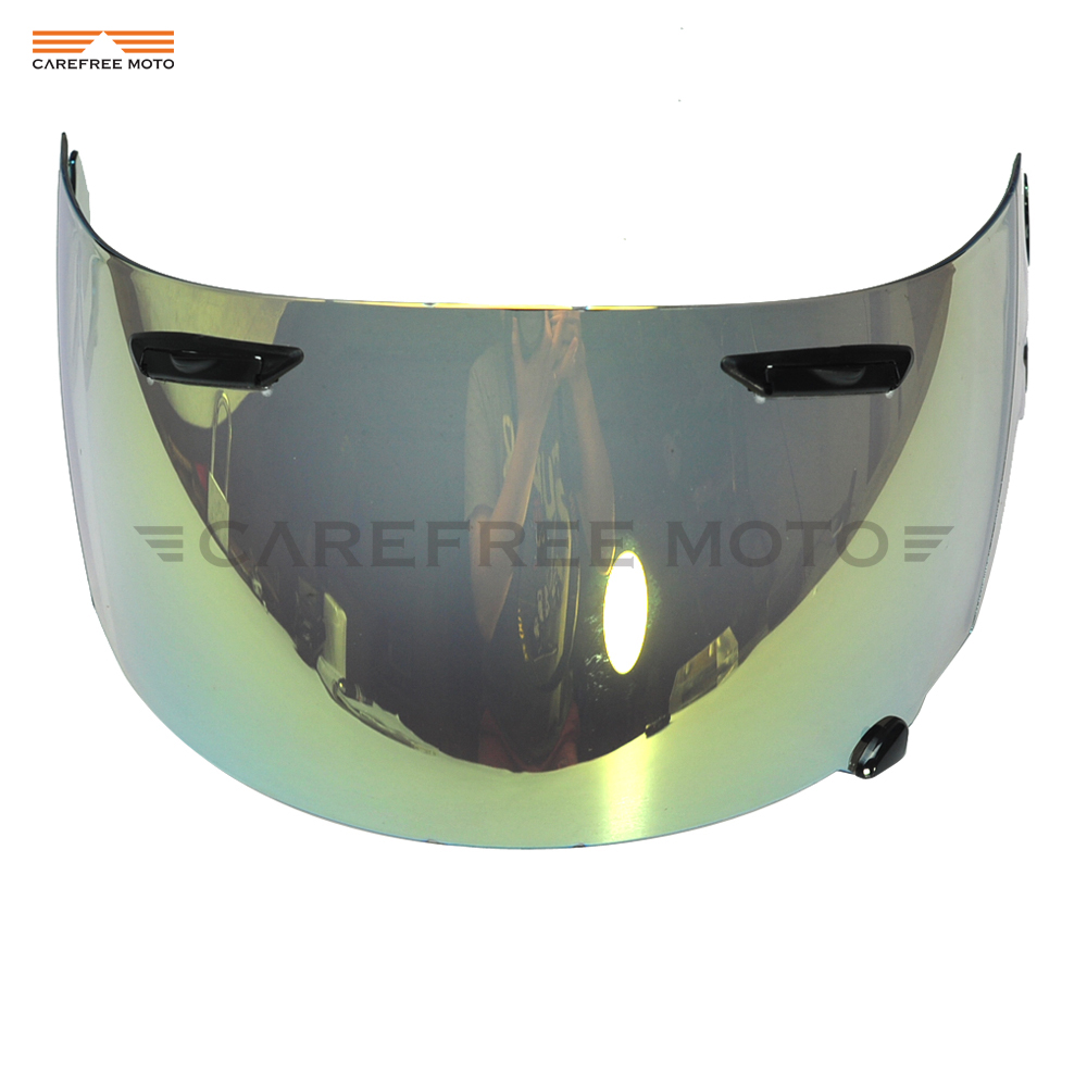 Motorcycle Accessories & Parts Dark Smoke Motorcycle Full Face Helmet Visor Lens Case For Arai Rr5 Rx7-gp Quantum St Rx-q Chaser-v Corsair-v Axces 2