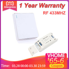 Wireless button Remote Control RF 433 Mhz 220V Switch Learning Code Receiver Transmitter Hall Bedroom Ceiling Lights For Vhome ac110v 220v 4ch rf wireless remote control system radio switch remote switch 220v learning code receiver 6 remote controller