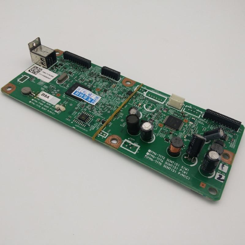 vilaxh Used Formatter Board FM4-7175-000 For Canon MF4410 MF4412 MF 4410 4412 FM4-7175 For canon formatter Mainboard fm0 3949 000 fm0 3949 formatter board for canon mf4770n 4770