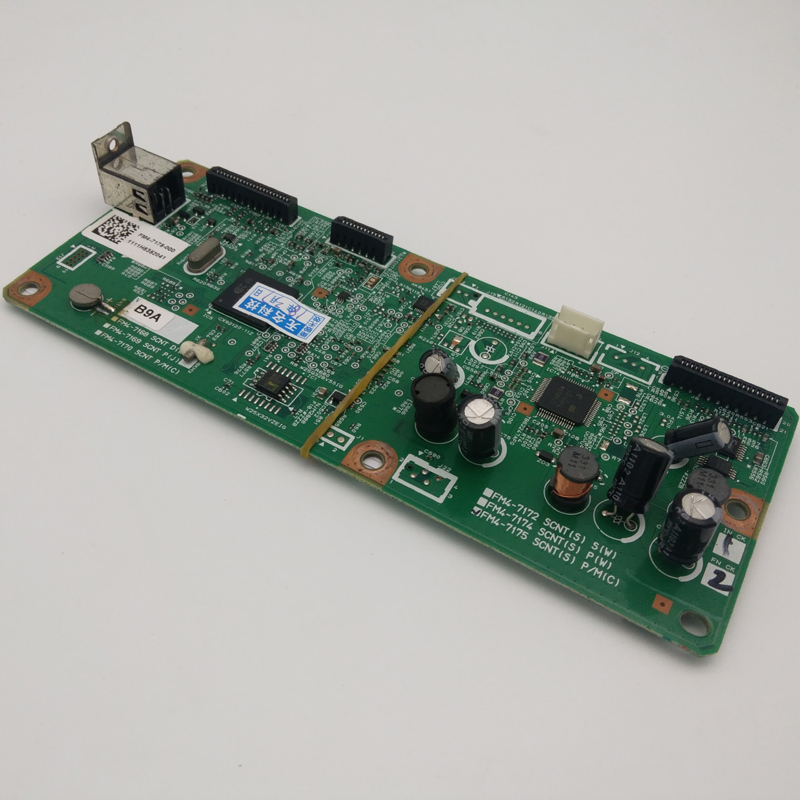 vilaxh Used Formatter Board FM4-7175-000 For Canon MF4410 MF4412 MF 4410 4412 FM4-7175 For canon formatter Mainboard image