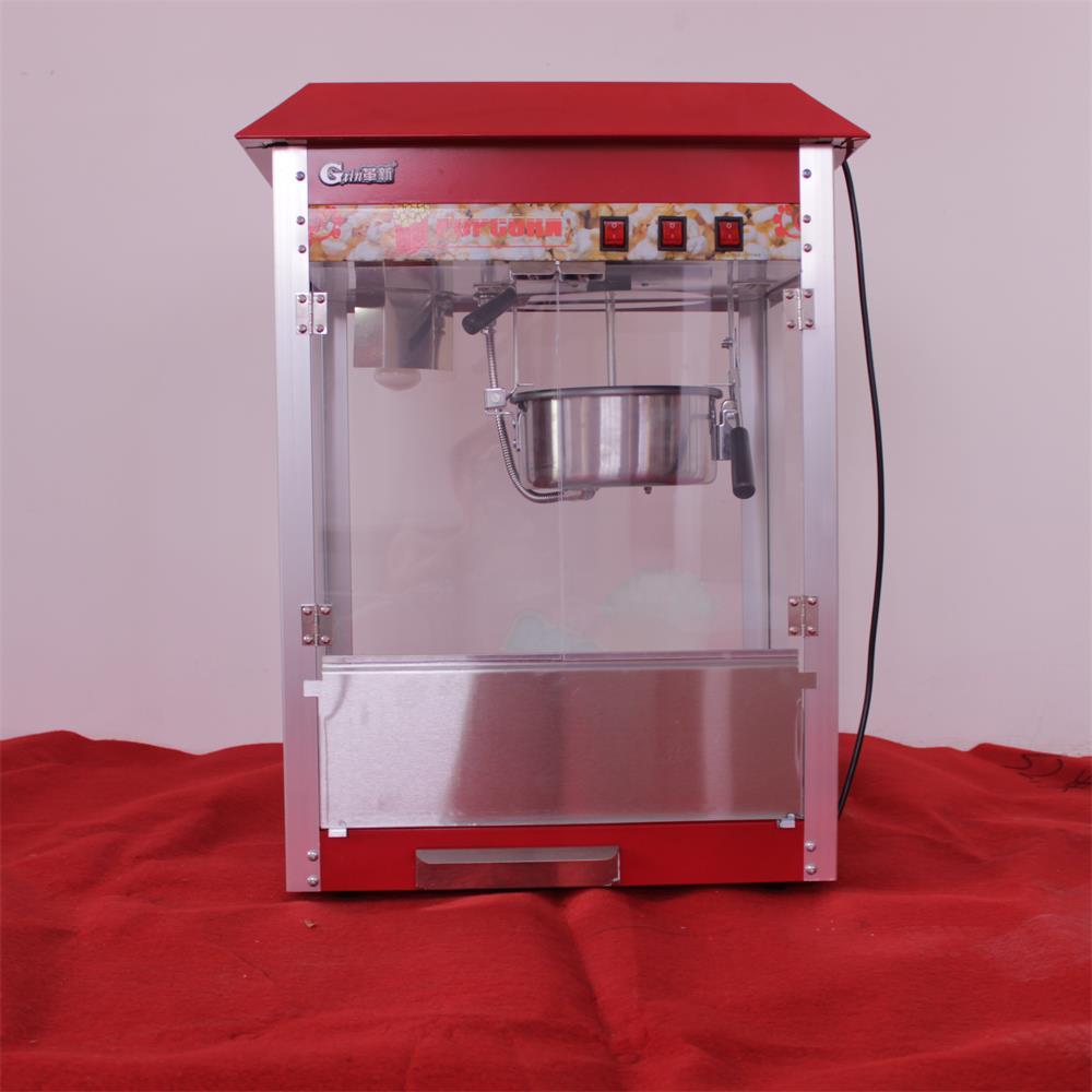 Machine Popcorn Table Top Popcorn Making Machine small popcorn machine for home or coffee shop