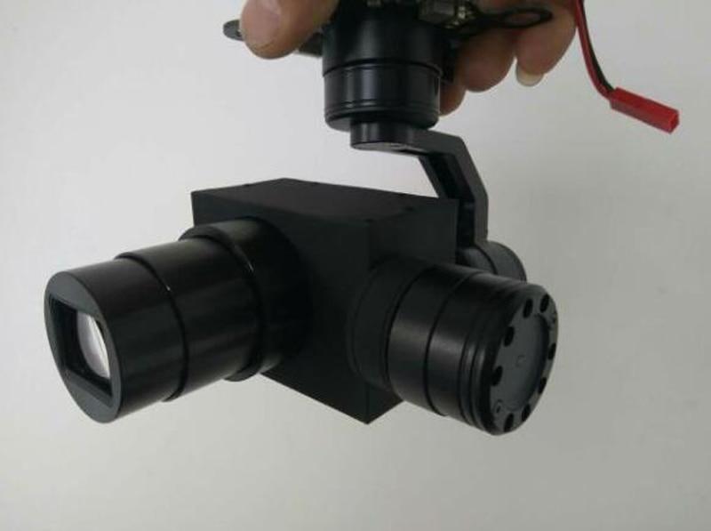1PC Camera Monitor 30x Optical Zoom HD 1080P 18 Mega Pixel 18 Million Pixels HDMI 1080P CMOS Tour-inspection Long Distance Range
