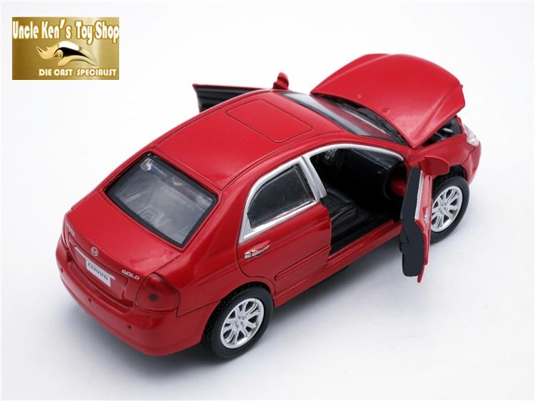 13 cm lengte diecast auto, legering cerato kia model, jongen / - Auto's en voertuigen - Foto 3