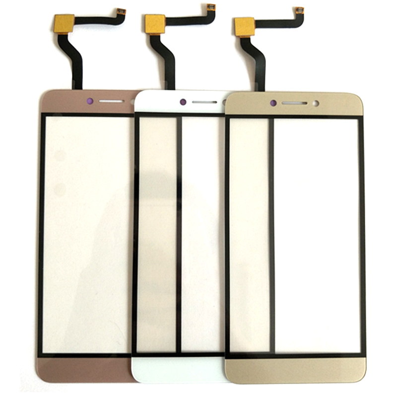 New Front Touch Screen Digitizer For Letv Coolpad Le LeEco Cool 1 Dual C106 Cool1 Dual Touch Sensor Lens With Light Flex Cable