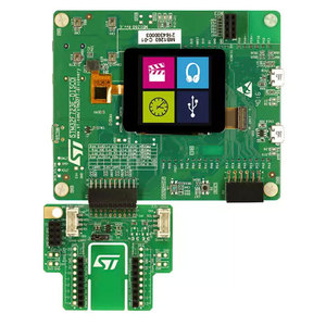 Image 2 - 1 pcs x  STM32F723E DISCO Development Boards & Kits   ARM Discovery kit with STM32F723IE MCU