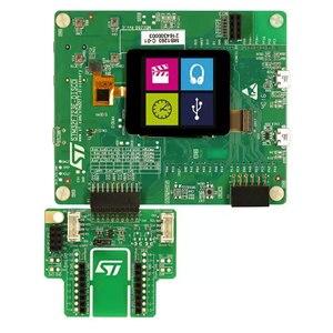 Image 2 - Stm32f723ie mcu가있는 1 pcs x STM32F723E DISCO 개발 보드 및 키트 arm discovery kit
