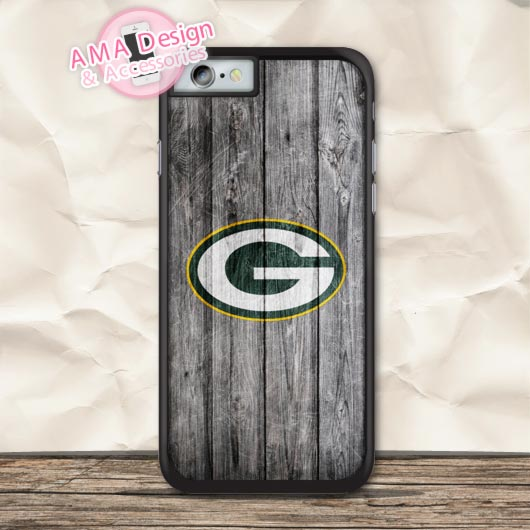 Green Bay Packers American Football Case For iPhone X 8 7 6 6s Plus 5 5s SE 5c 4 4s For iPod Touch