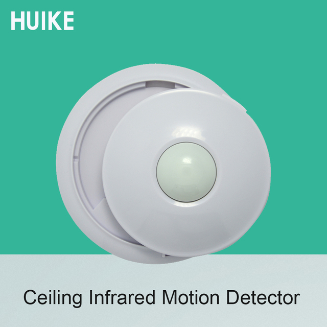 Hot sales 360 degree indoor ceiling wired infrared motion sensor PIR ...