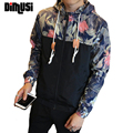 DIMUSI Bomber Jacket Men 2017 New Arrival Male Bomber Jackets Hip Hop Slim Fit Pilot Bomber Jacket Coat Men Jackets,YA544