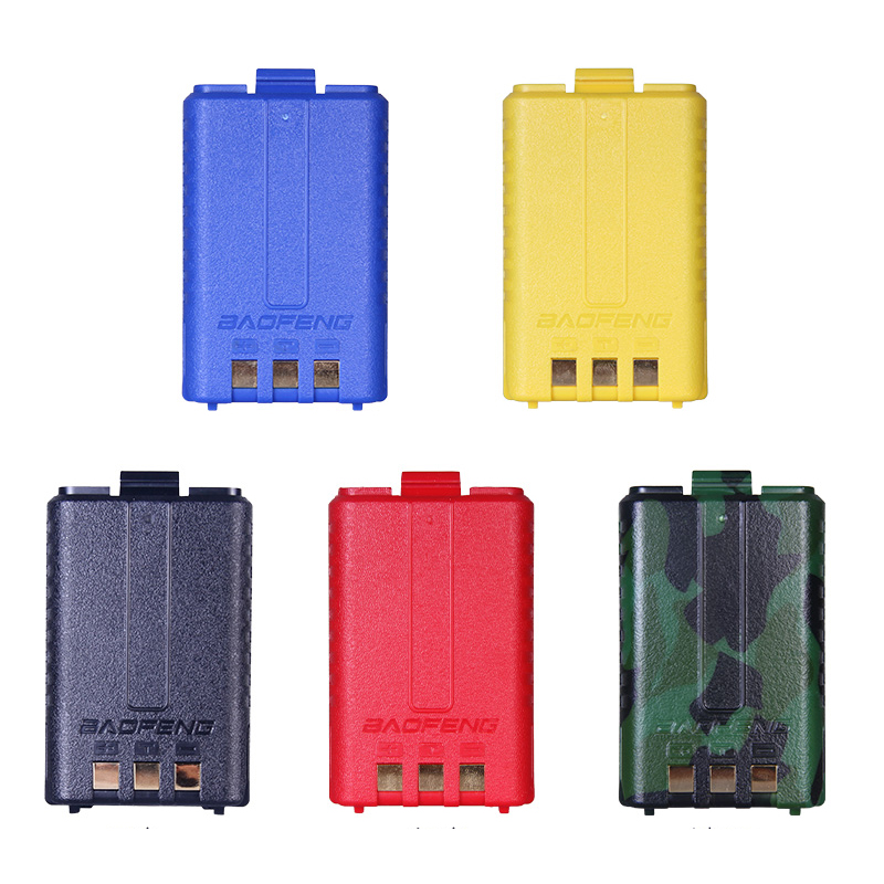 UV 5R Original battery Capacity Walkie Talkie Battery 1800mAh for two way Radio UV 5R UV