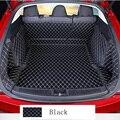 Черный цвет полная объемная Водонепроницаемая Нескользящая Задняя Крышка багажника для Tesla Model S 2014-2018