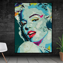Wall Art Picture prints beauty on canvas home decor Canvas painting Wall poster decoration for living room no frame canvas painting wall art pictures prints colorful woman on canvas no frame home decor wall poster decoration for living room