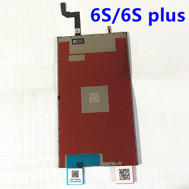 Новые Оригинальные Для iPhone 6 S plus 5.5 дюймовые Подсветка Пленка Для iPhone 6 S 4.7 дюйма Подсветка Фильм С Главная Button Extension Flex