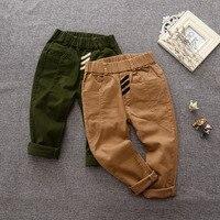 New Baby Boys Pants Children Cotton Kids Casual Long Cargo Pants Spring Autumn Boys Trousers Kdis