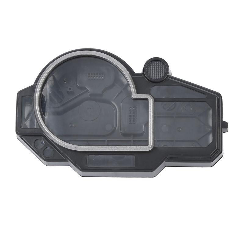 Speedo Meter Speedometer Gauge Instrument Tach Cover Case For BMW S1000RR 2009-2014 10 11 2010 2011 2012 2013 new piece motorcycle gauges cover case housing speedometer for bmw s1000rr 2009
