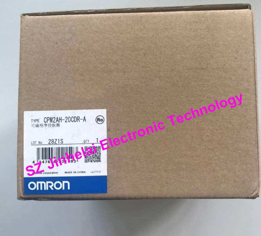 New and original CPM2AH-20CDR-A OMRON Programmable controller [zob] new original omron omron programmable logic controller cpm1a 40cdr a v1