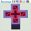 Leeman утюг cabient программируемый красный и зеленый цвета двойной крест аптека двухсторонний светодиодный аптека знаки креста металлический каркас