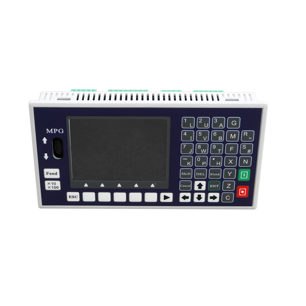 4 Axis CNC Motion Controller(TC55H) Stand Alone Servo Stepper USB Spindle G Code MPG