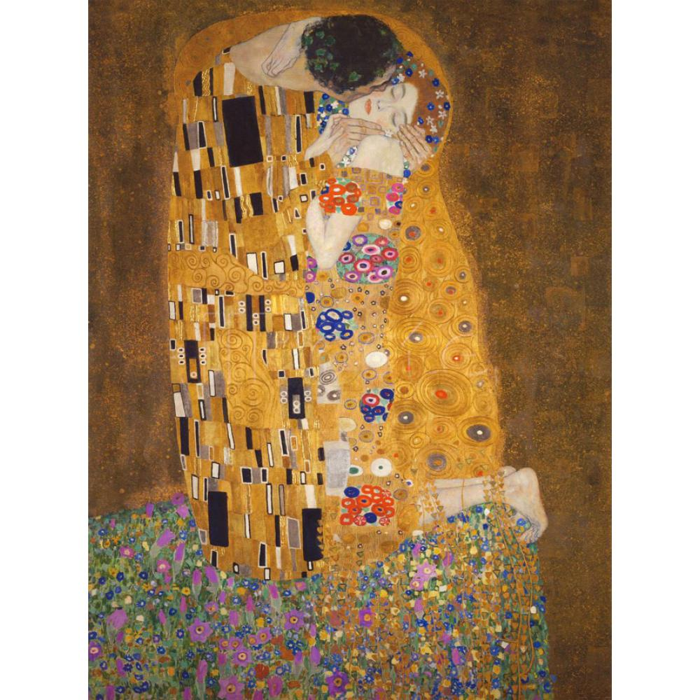 Hand painted Figure oil painting Gustav klimt Reproduction The kiss canvas art for bedroom living room wall decorHand painted Figure oil painting Gustav klimt Reproduction The kiss canvas art for bedroom living room wall decor