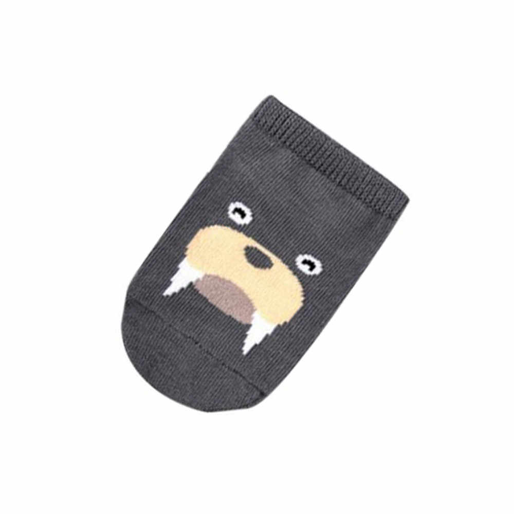 Newborn Baby Boy Socks Anti Slip New Born Baby Boy Girl Socks Clothes Cartoon Print Newborn Cheap Stuff Infant Anti Slip Socks