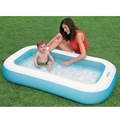 Home Use Baby Inflatable Swimming Water Pool Portable Outdoor Children Bathtub Piscina Bebe Zwembad PVC Waterproof Bath Tub