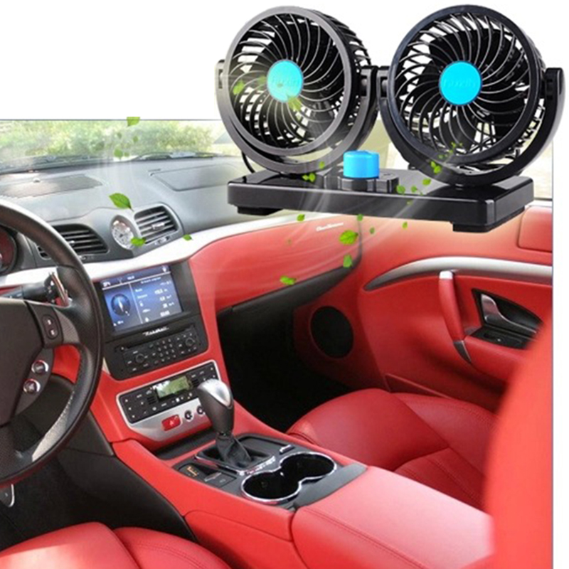 Portable Air Conditioner For Car Alternative 12V Plug In Vehicle Fan Dash  *US*