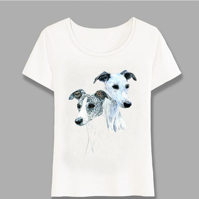 חדש T חולצת נשים אני אוהב שלי חברים ויפט הדפסת חולצה קיץ נשים חולצה נשי מזדמן קצר שרוול חולצות ילדה טי Harajuku