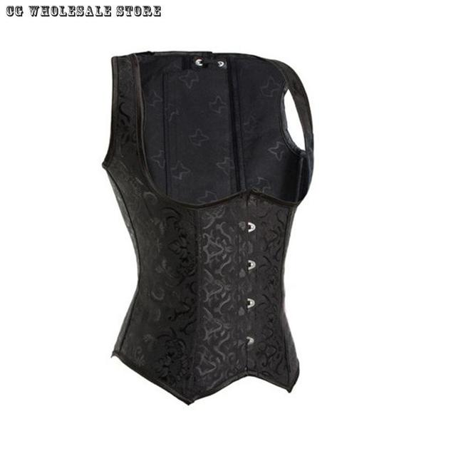 Corset Max Bustier Top Slime Sexy Lingerie Clubwear