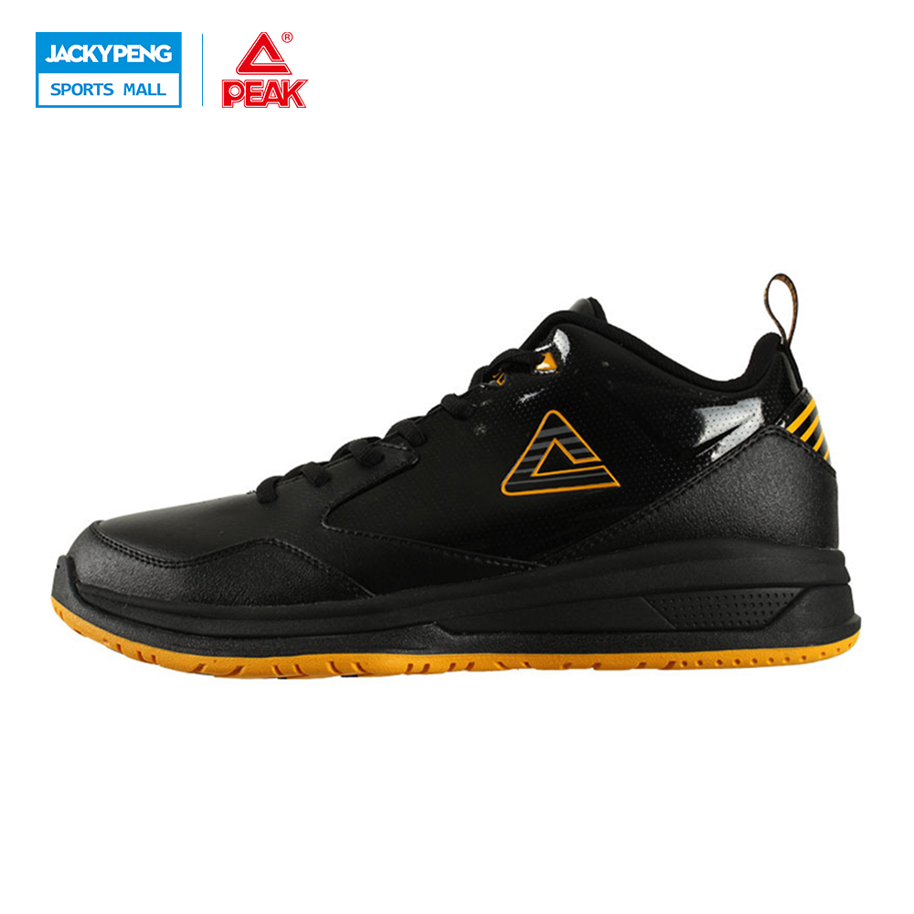 PEAK SPORT Men Basketball Shoes Mens Top Quality Durable Rubber Outsole Boots Breathable Comfortable Athletic Training Sneakers peak sport speed eagle ii men basketball shoes breathable outdoor rubber outsole sneakers cushion 3 revolve tech athletic boots