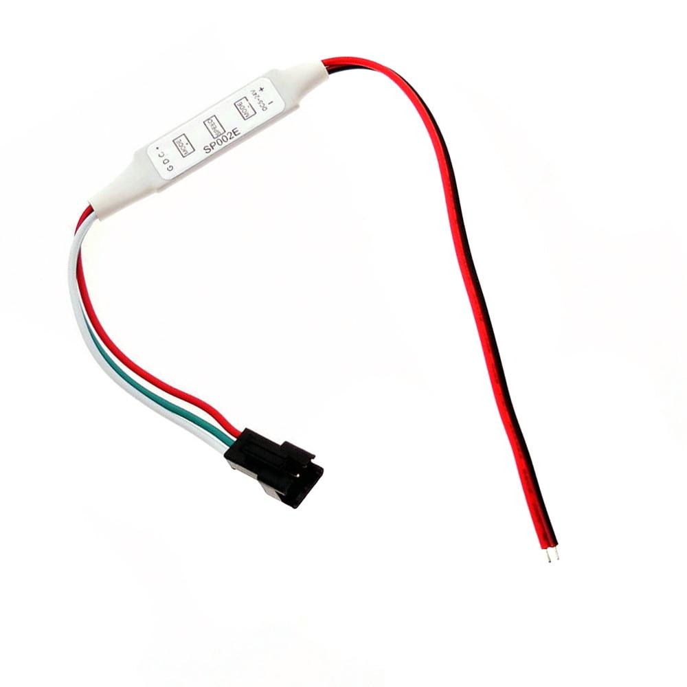 """""""LED Pixel"""" valdiklis 5 V 12 V 24 V WS2811 WS2812 WS2812B - Apšvietimo priedai - Nuotrauka 2"""