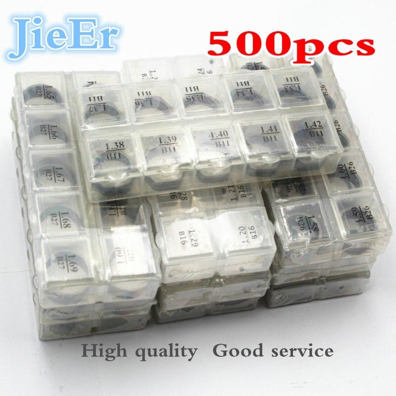 500 pcs B11 B12 B13 B14 B16 B22 B25 B26 B31 B42 Common Rail Injecteur Réglage Rondelles Cales Joint De Réparation kits