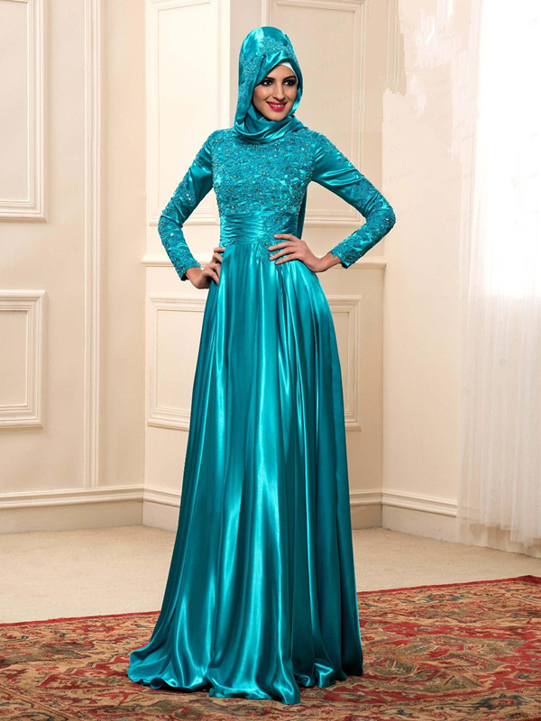 Popular Teal Prom Gowns-Buy Cheap Teal Prom Gowns lots from China ...