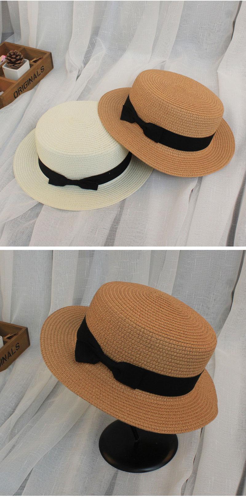 67e73f0379c7a 2019 Summer Sun Hats Sunscreen Straw Hat Female Visor Shopping Beach ...