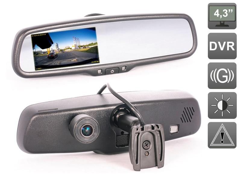 авто с видеорегистратором фото
