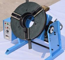 300kg welding positioner /welding table/turn table with WP300 chuck