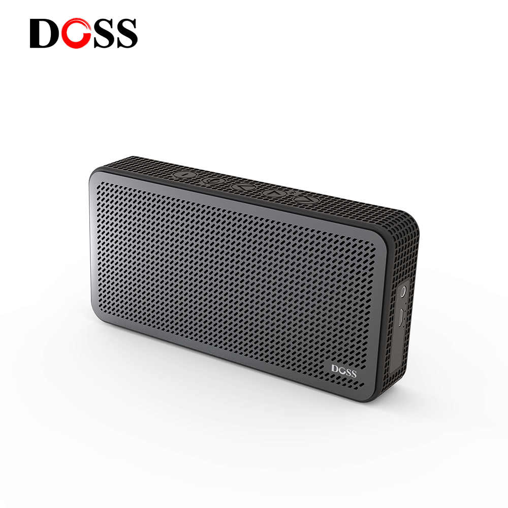 DOSS WB20 Portable Bluetooth Speaker Outdoor Wireless Speakers 3.7V 1000mAH Build-in Mic For phone PC computer