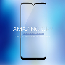 Nillkin glass for Xiaomi Redmi Note 5 AI 7 full screen protector film tempered glass for Xiaomi Redmi Note 6 Pro Redmi note 7