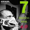 TWTOPSE велосипедная маска для лица Спортивная тренировочная маска 4 0 фитнес тренировка тренажерный зал упражнения бег велосипед Маска велоси...